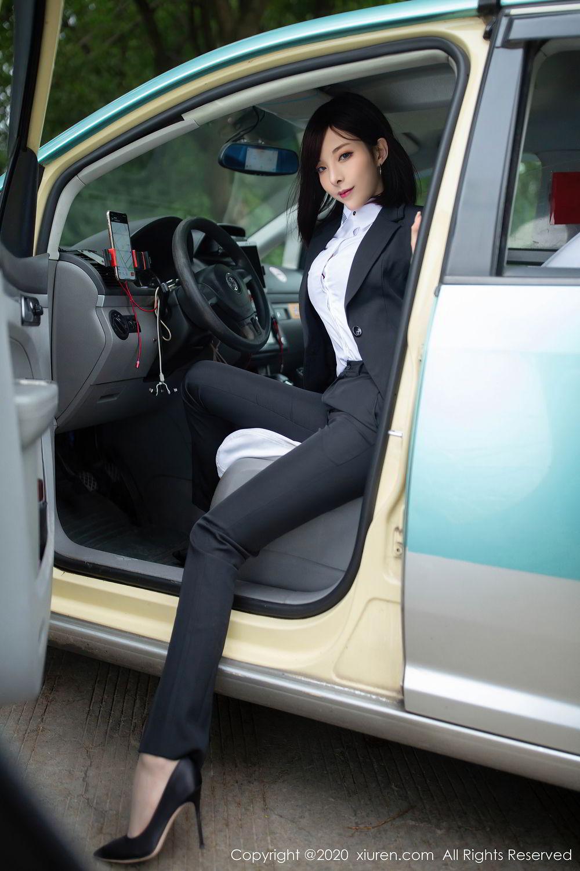 [XiuRen] Vol.2322 Chen Xiao Miao 14P, Chen Xiao Miao, Underwear, Uniform, Xiuren