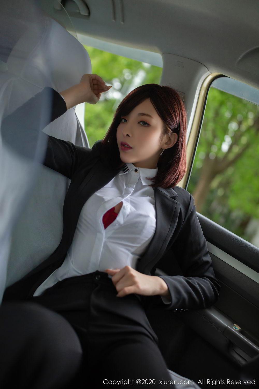 [XiuRen] Vol.2322 Chen Xiao Miao 24P, Chen Xiao Miao, Underwear, Uniform, Xiuren