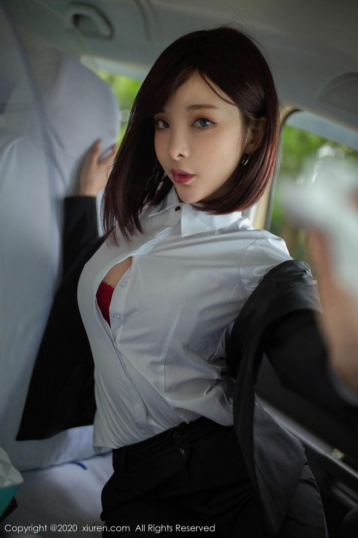 [XiuRen] Vol.2322 Chen Xiao Miao 29P, Chen Xiao Miao, Underwear, Uniform, Xiuren