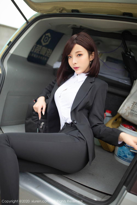 [XiuRen] Vol.2322 Chen Xiao Miao 39P, Chen Xiao Miao, Underwear, Uniform, Xiuren