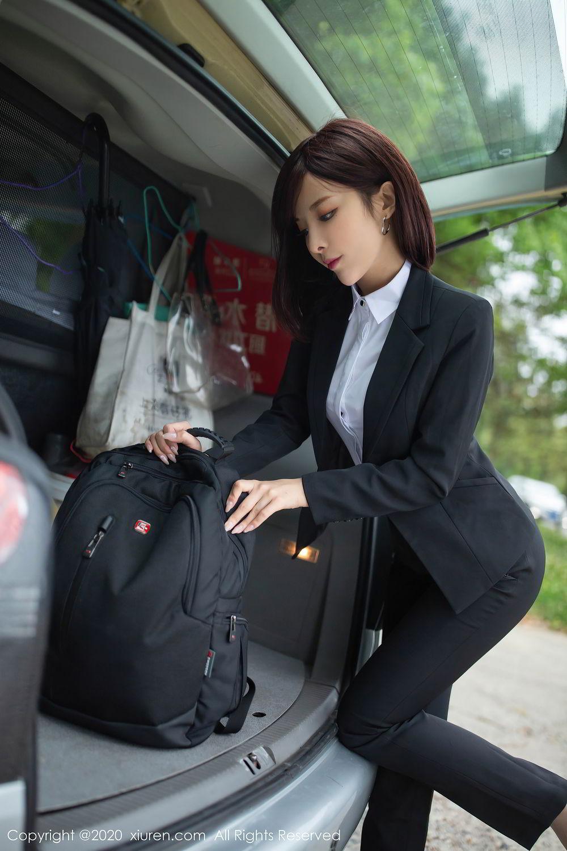 [XiuRen] Vol.2322 Chen Xiao Miao 3P, Chen Xiao Miao, Underwear, Uniform, Xiuren