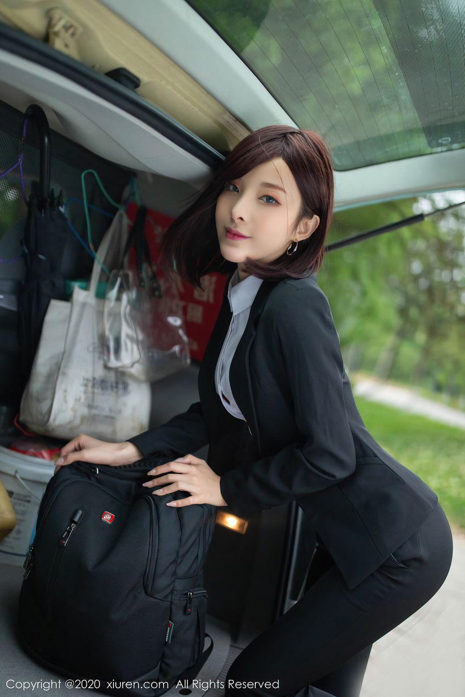 [XiuRen] Vol.2322 Chen Xiao Miao 40P, Chen Xiao Miao, Underwear, Uniform, Xiuren
