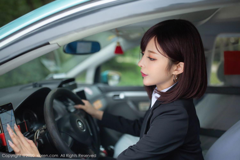 [XiuRen] Vol.2322 Chen Xiao Miao 43P, Chen Xiao Miao, Underwear, Uniform, Xiuren