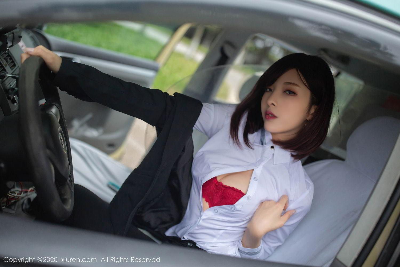 [XiuRen] Vol.2322 Chen Xiao Miao 48P, Chen Xiao Miao, Underwear, Uniform, Xiuren
