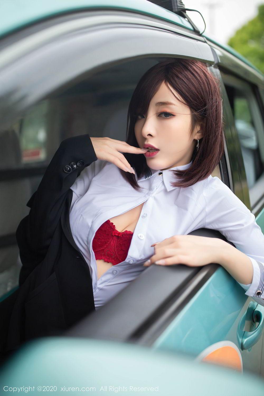[XiuRen] Vol.2322 Chen Xiao Miao 49P, Chen Xiao Miao, Underwear, Uniform, Xiuren