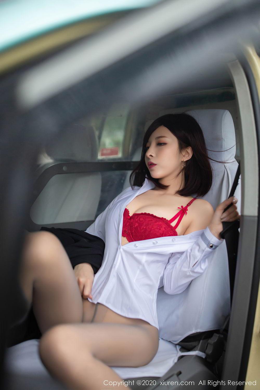 [XiuRen] Vol.2322 Chen Xiao Miao 58P, Chen Xiao Miao, Underwear, Uniform, Xiuren