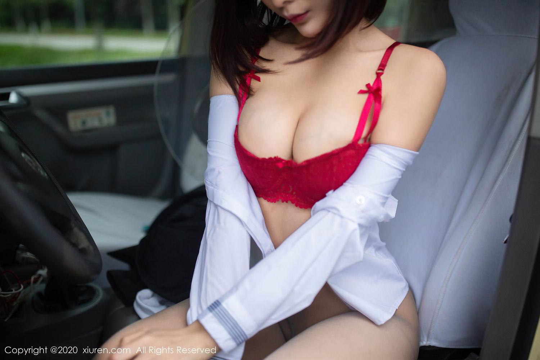 [XiuRen] Vol.2322 Chen Xiao Miao 61P, Chen Xiao Miao, Underwear, Uniform, Xiuren