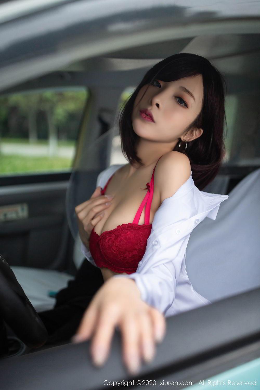 [XiuRen] Vol.2322 Chen Xiao Miao 68P, Chen Xiao Miao, Underwear, Uniform, Xiuren