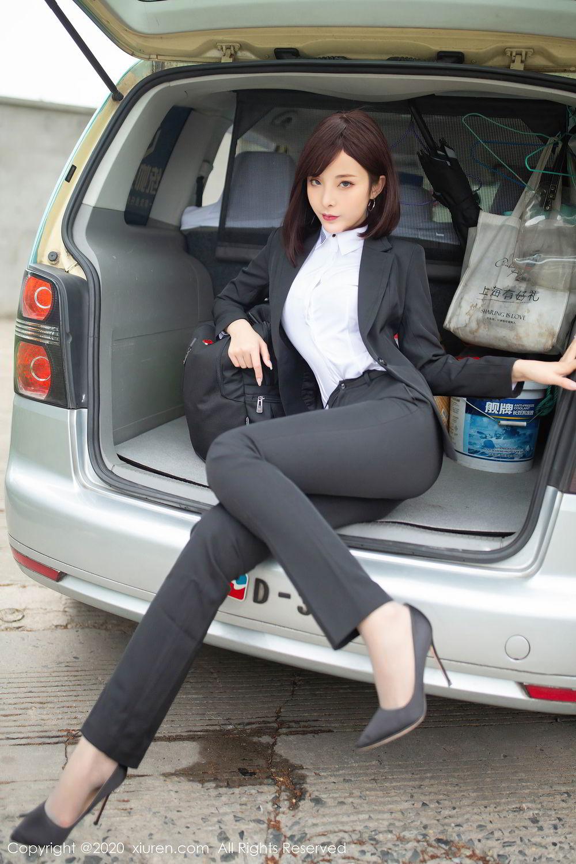 [XiuRen] Vol.2322 Chen Xiao Miao 6P, Chen Xiao Miao, Underwear, Uniform, Xiuren