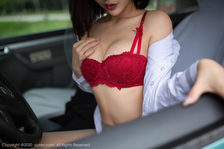 [XiuRen] Vol.2322 Chen Xiao Miao 71P, Chen Xiao Miao, Underwear, Uniform, Xiuren