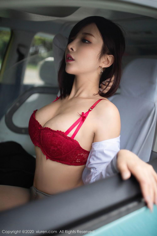 [XiuRen] Vol.2322 Chen Xiao Miao 72P, Chen Xiao Miao, Underwear, Uniform, Xiuren
