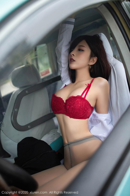 [XiuRen] Vol.2322 Chen Xiao Miao 73P, Chen Xiao Miao, Underwear, Uniform, Xiuren