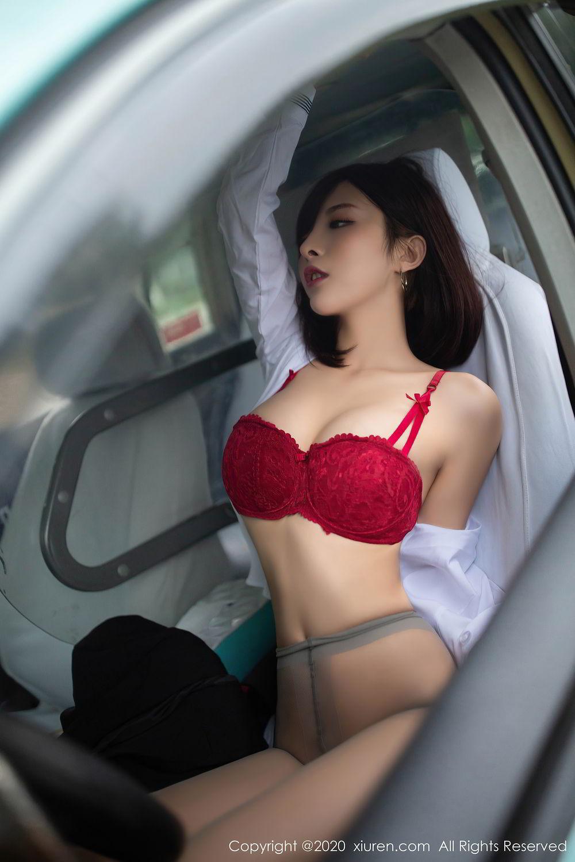 [XiuRen] Vol.2322 Chen Xiao Miao 75P, Chen Xiao Miao, Underwear, Uniform, Xiuren