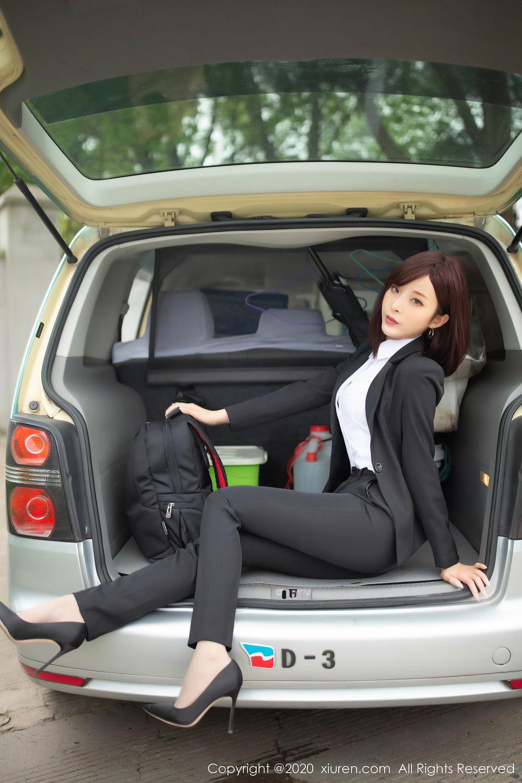 [XiuRen] Vol.2322 Chen Xiao Miao 7P, Chen Xiao Miao, Underwear, Uniform, Xiuren