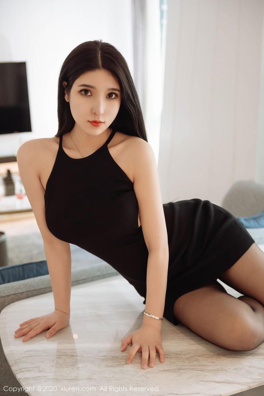 [XiuRen] Vol.2324 Shu Shu Mei Mei 22P, Black Silk, Pretty, Shu Shu Mei Mei, Xiuren