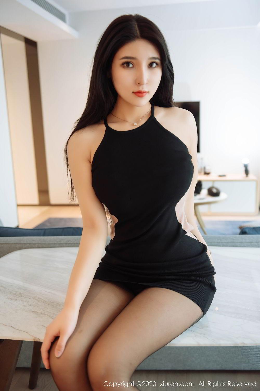 [XiuRen] Vol.2324 Shu Shu Mei Mei 31P, Black Silk, Pretty, Shu Shu Mei Mei, Xiuren