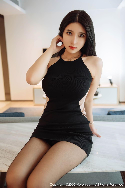 [XiuRen] Vol.2324 Shu Shu Mei Mei 32P, Black Silk, Pretty, Shu Shu Mei Mei, Xiuren