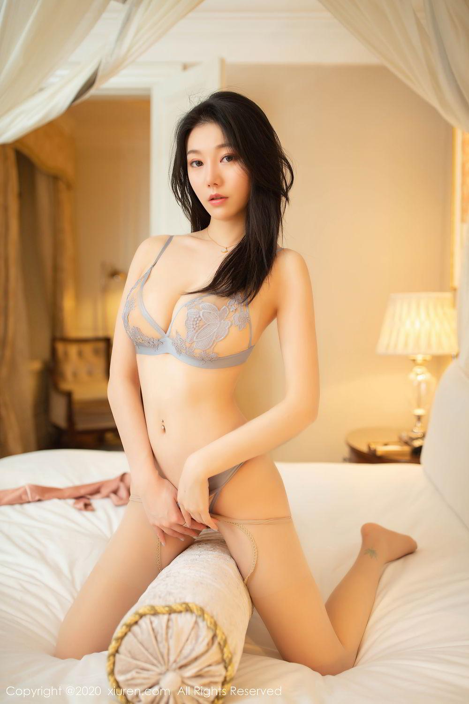 [XiuRen] Vol.2335 An Ran Maleah 58P, An Ran Maleah, Underwear, Xiuren