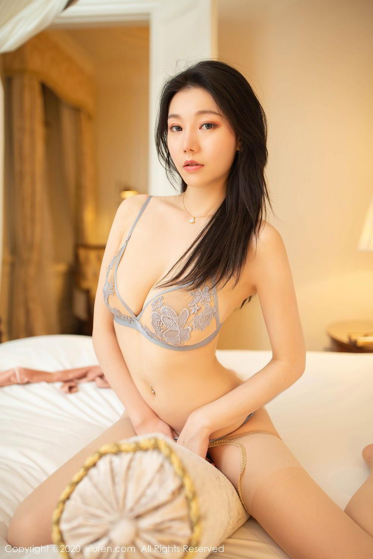 [XiuRen] Vol.2335 An Ran Maleah 59P, An Ran Maleah, Underwear, Xiuren