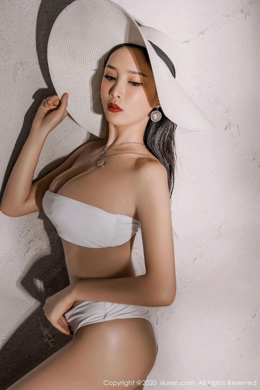 [XiuRen] Vol.2339 Tu Fei Yuan Ai Chuo Qiong 14P, Sexy, Xiuren, Zhou Yan Xi