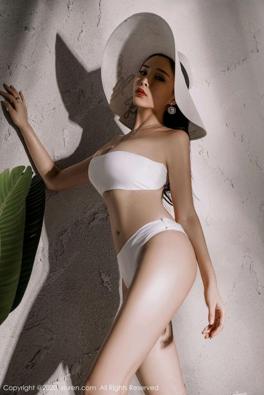 [XiuRen] Vol.2339 Tu Fei Yuan Ai Chuo Qiong 17P, Sexy, Xiuren, Zhou Yan Xi