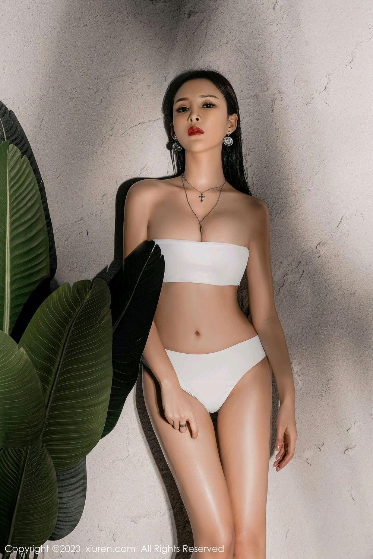 [XiuRen] Vol.2339 Tu Fei Yuan Ai Chuo Qiong 1P, Sexy, Xiuren, Zhou Yan Xi