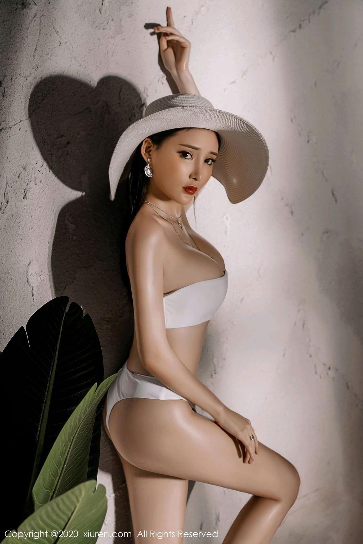 [XiuRen] Vol.2339 Tu Fei Yuan Ai Chuo Qiong 21P, Sexy, Xiuren, Zhou Yan Xi