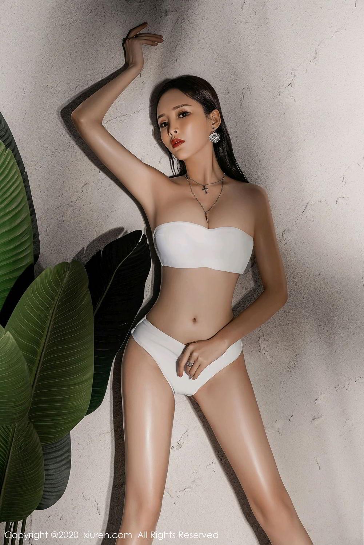 [XiuRen] Vol.2339 Tu Fei Yuan Ai Chuo Qiong 23P, Sexy, Xiuren, Zhou Yan Xi