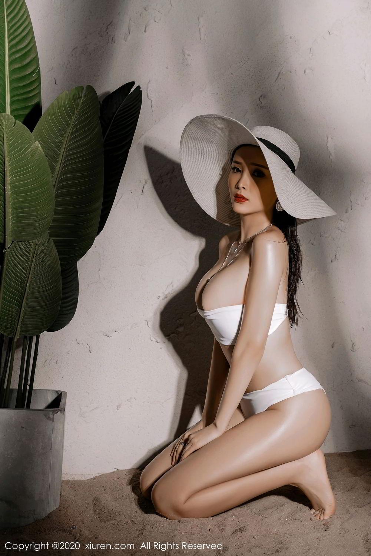 [XiuRen] Vol.2339 Tu Fei Yuan Ai Chuo Qiong 24P, Sexy, Xiuren, Zhou Yan Xi