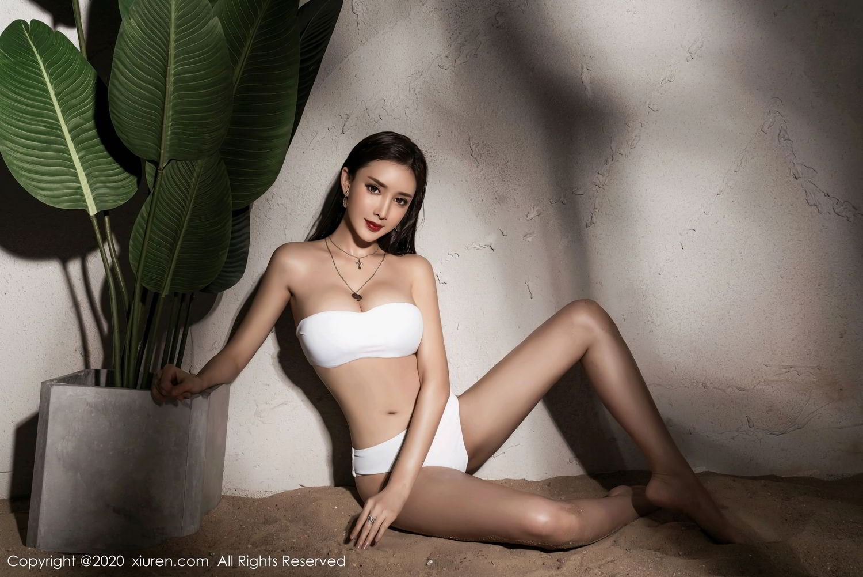 [XiuRen] Vol.2339 Tu Fei Yuan Ai Chuo Qiong 33P, Sexy, Xiuren, Zhou Yan Xi