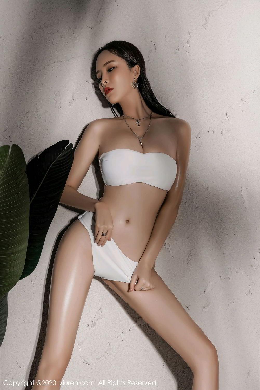 [XiuRen] Vol.2339 Tu Fei Yuan Ai Chuo Qiong 34P, Sexy, Xiuren, Zhou Yan Xi