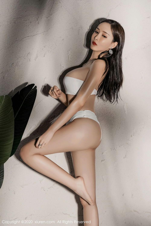 [XiuRen] Vol.2339 Tu Fei Yuan Ai Chuo Qiong 38P, Sexy, Xiuren, Zhou Yan Xi