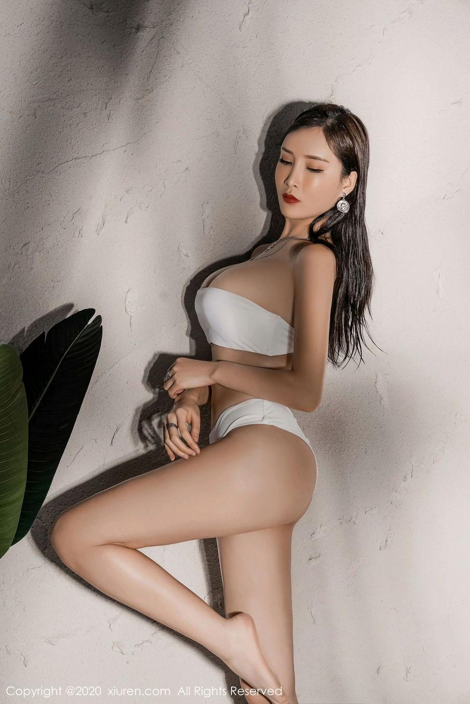 [XiuRen] Vol.2339 Tu Fei Yuan Ai Chuo Qiong 39P, Sexy, Xiuren, Zhou Yan Xi