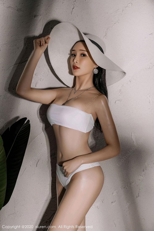[XiuRen] Vol.2339 Tu Fei Yuan Ai Chuo Qiong 4P, Sexy, Xiuren, Zhou Yan Xi