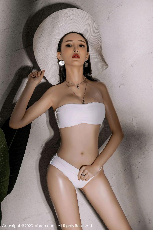 [XiuRen] Vol.2339 Tu Fei Yuan Ai Chuo Qiong 7P, Sexy, Xiuren, Zhou Yan Xi