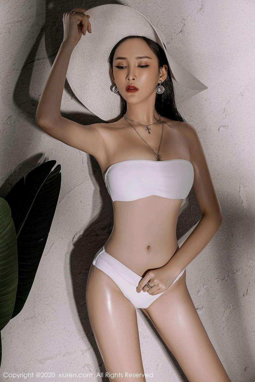 [XiuRen] Vol.2339 Tu Fei Yuan Ai Chuo Qiong 8P, Sexy, Xiuren, Zhou Yan Xi