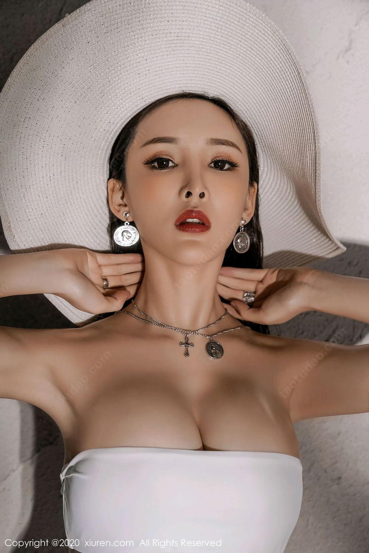 [XiuRen] Vol.2339 Tu Fei Yuan Ai Chuo Qiong 9P, Sexy, Xiuren, Zhou Yan Xi