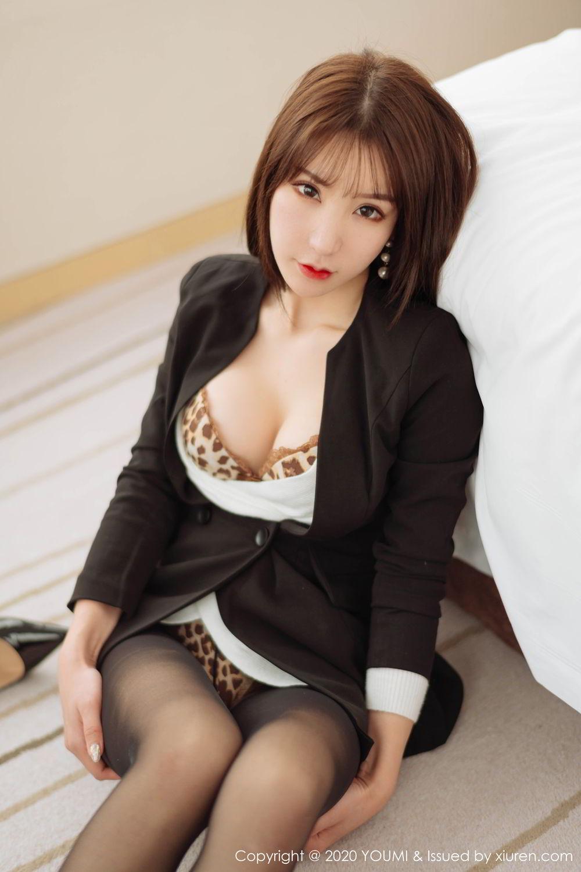 [XiuRen] Vol.234 Zhou Yu Xi 11P, Underwear, Uniform, Xiuren, Zhou Yu Xi
