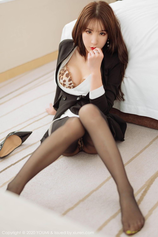 [XiuRen] Vol.234 Zhou Yu Xi 14P, Underwear, Uniform, Xiuren, Zhou Yu Xi