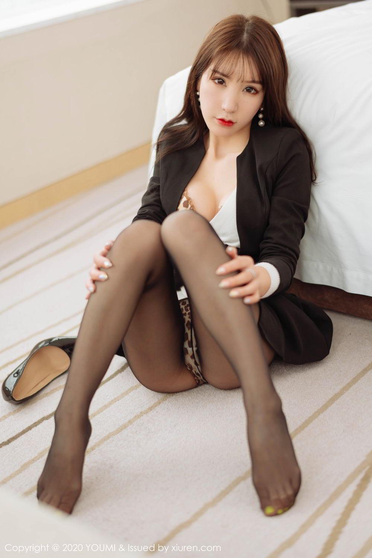[XiuRen] Vol.234 Zhou Yu Xi 16P, Underwear, Uniform, Xiuren, Zhou Yu Xi