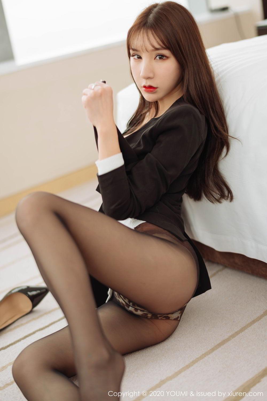 [XiuRen] Vol.234 Zhou Yu Xi 19P, Underwear, Uniform, Xiuren, Zhou Yu Xi