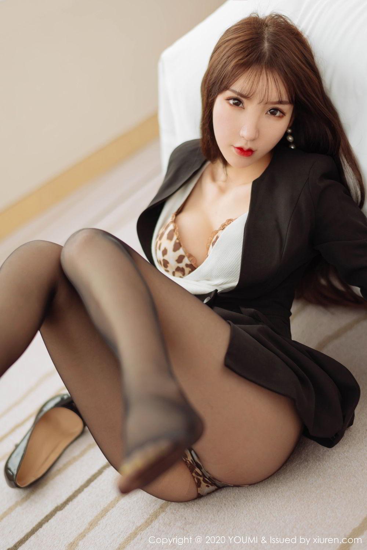 [XiuRen] Vol.234 Zhou Yu Xi 1P, Underwear, Uniform, Xiuren, Zhou Yu Xi
