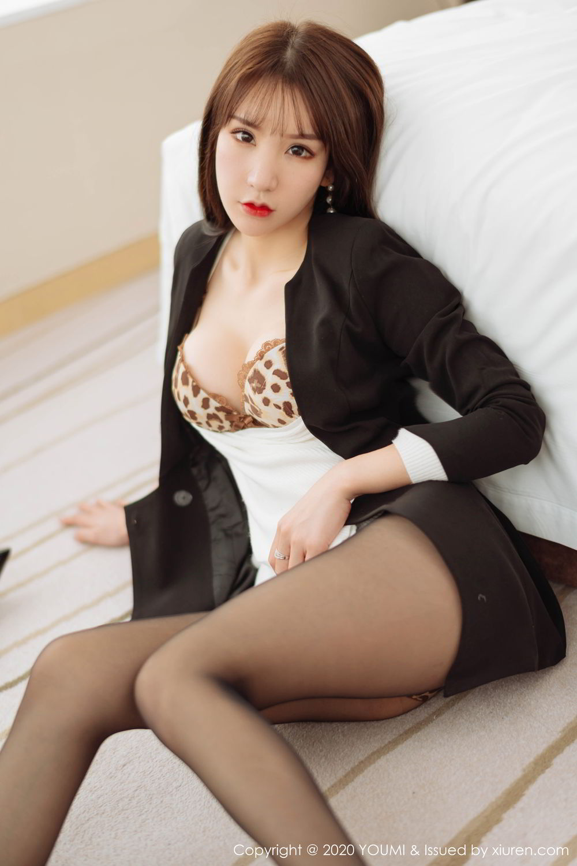 [XiuRen] Vol.234 Zhou Yu Xi 28P, Underwear, Uniform, Xiuren, Zhou Yu Xi