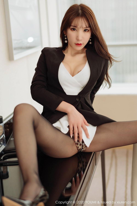 [XiuRen] Vol.234 Zhou Yu Xi 34P, Underwear, Uniform, Xiuren, Zhou Yu Xi