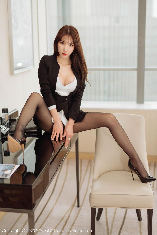 [XiuRen] Vol.234 Zhou Yu Xi 36P, Underwear, Uniform, Xiuren, Zhou Yu Xi