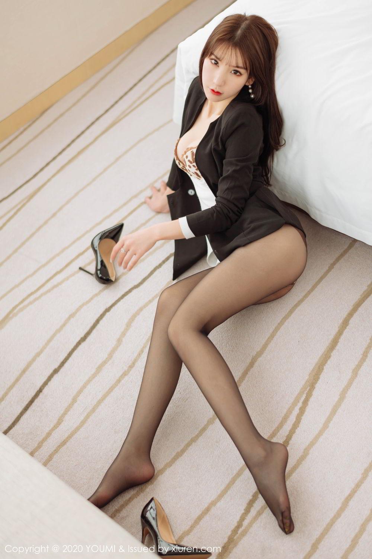 [XiuRen] Vol.234 Zhou Yu Xi 3P, Underwear, Uniform, Xiuren, Zhou Yu Xi