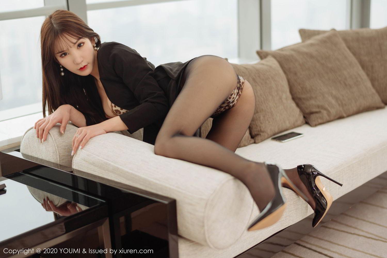 [XiuRen] Vol.234 Zhou Yu Xi 45P, Underwear, Uniform, Xiuren, Zhou Yu Xi