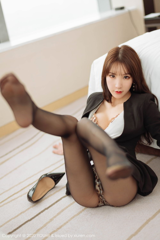 [XiuRen] Vol.234 Zhou Yu Xi 4P, Underwear, Uniform, Xiuren, Zhou Yu Xi