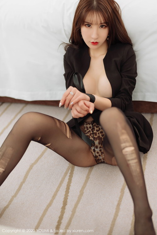 [XiuRen] Vol.234 Zhou Yu Xi 5P, Underwear, Uniform, Xiuren, Zhou Yu Xi