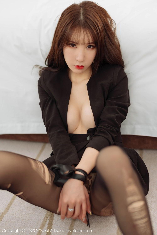 [XiuRen] Vol.234 Zhou Yu Xi 73P, Underwear, Uniform, Xiuren, Zhou Yu Xi